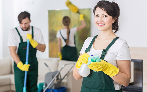 certify services for home cleaning